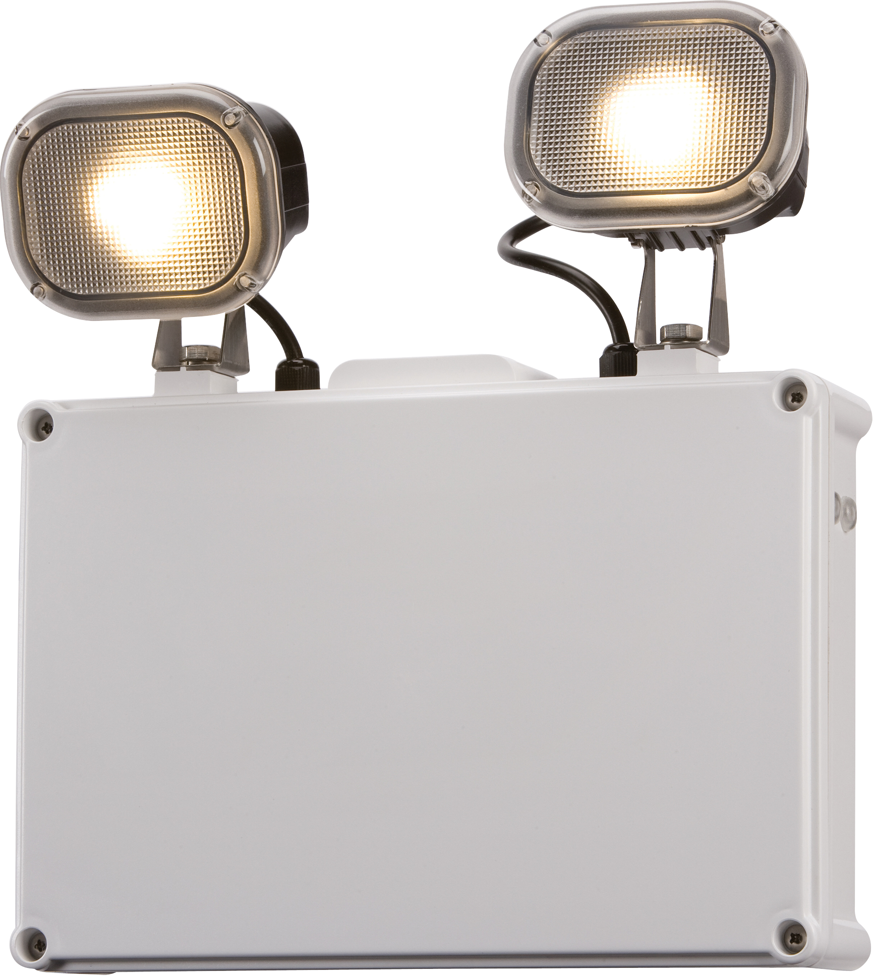 230V IP65 2x3W LED Twin Spot Emergency Light (non-maintained use only)