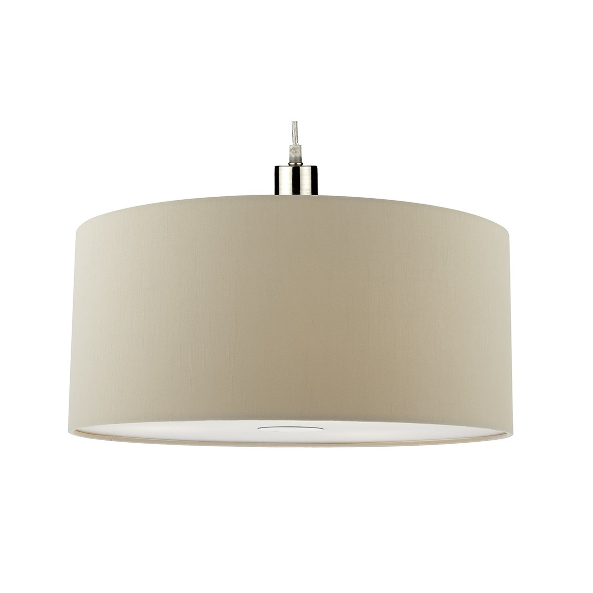 pendant linen shade light item cream with modern dcl product image zoom drum